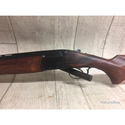Fusil superposé calibre 12 BAIKAL MP-27m en excellent état.