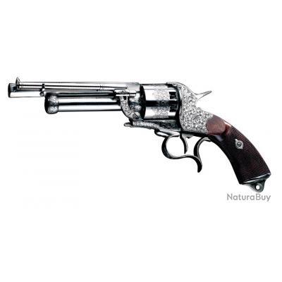 Revolver Poudre Noire Pietta 1862 LE MAT ARMY DELUXE GRAVE