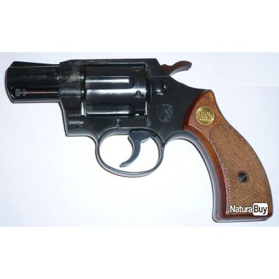 Revolver d'alarme Reck Cobra cal. 9mm à blanc, PTB-216, Made in West Germany