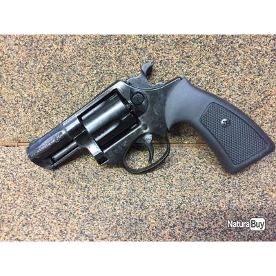 Revolver Kimar Competitive Noir, calibre 9 mm PAK, 1€ SANS PRIX DE RESERVE !!!