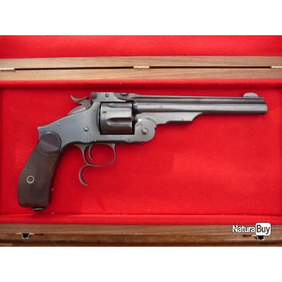 SMITH & WESSON .44 RUSSIAN