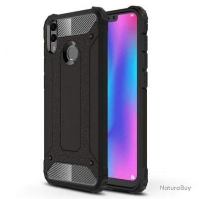 Coque anti-choc Heavy Duty pour Huawei ( Serie Honor ) - 6 couleurs - Noir / Honor 8 Pro