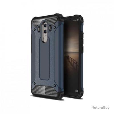 Coque anti-choc Heavy Duty pour Huawei ( Serie P ) - 8 couleurs - Bleu nuit / Huawei P10 Plus