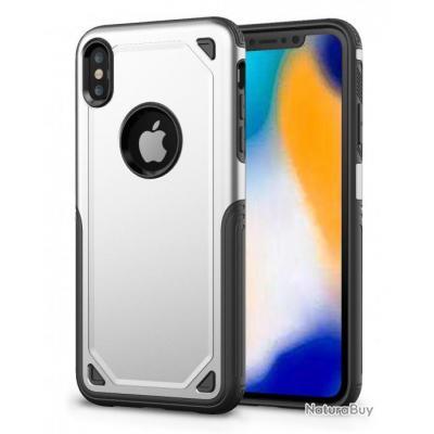 iphone xs coque argent