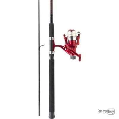 Ensemble canne Mitchell GT Pro Spin - 2,10 m / 20RD / Rouge
