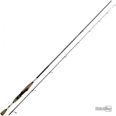 Canne Mitchell petit carnassier Epic Spinning - 2,40 m ( 2 - 12 g )