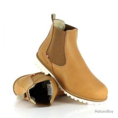 Chaussures Dachstein Ida Femme Marron Destockage