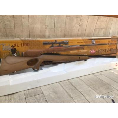 Carabine à plomb 5,5mm BENJAMIN XL1100 42 joules