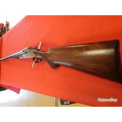 Fusil juxtaposé Merkel 40E d'occasion 76 mm 71 cm ETAT NEUF