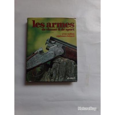 livre Les Armes de chasse & de sport modernes