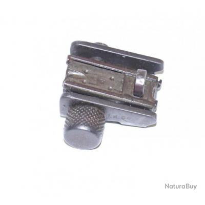 Hausse micrométrique pour carabine USM1