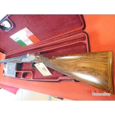 Fusil juxtaposé Fausti DEA Luxury d'occasion 76 mm 66 cm, ETAT NEUF,