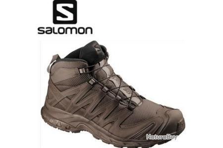 SALOMON XA PRO 3D MID FORCES COYOTE