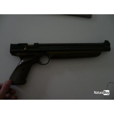 pistolet a plomb walther classic