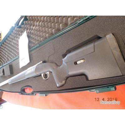 Carabine d'occasion Sabatti Rover Tactical Chrome, ETAT NEUF,calibre  7mm08Rem