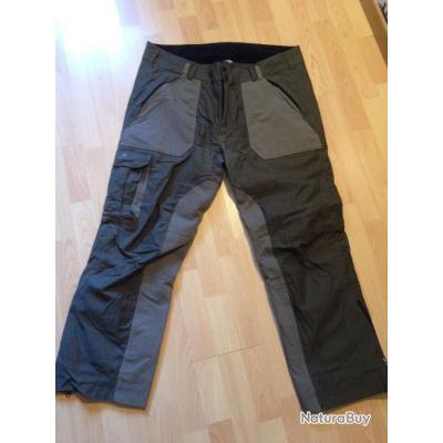 Pantalon de chasse Solognac vert T54