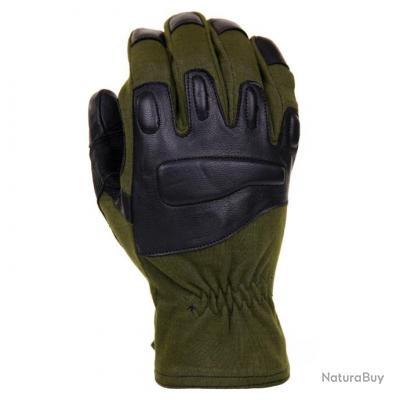 Gants  spÉcial ops -   vert kaki - taille XS = 7,5   -  AIRSOFT  - 221232  fin de série