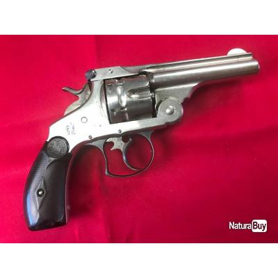 Revolver Smith & Wesson mod 44DA first model cal.44 russian (1293)