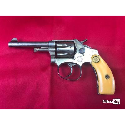 Revolver Smith & Wesson Ladysmith 1re type cal.22rf long (1287)