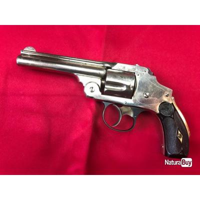 Revolver Smith & Wesson Safety Hammerless cal.38S&W (1279)