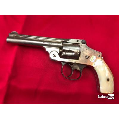 Revolver Smith & Wesson Safety Hammerless cal.38S&W (1278)