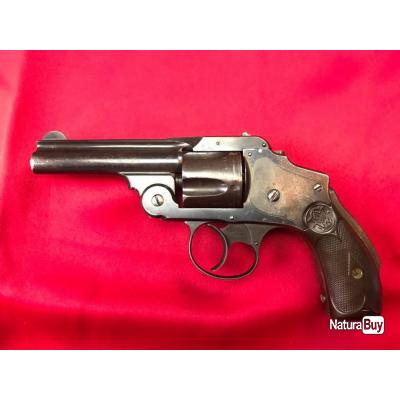 Revolver Smith & Wesson Safety Hammerless cal.38S&W (1284)