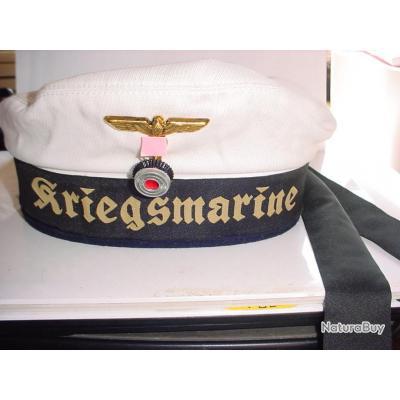 Bachi allemand de la kriegsmarine WWII - Casques (5568418)