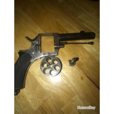 Revolver belge