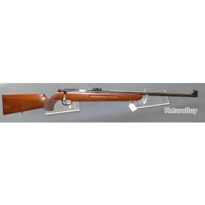 Rare Carabine Anschütz Modèle 54 1er type calibre .22 lr avec hausse micrométrique