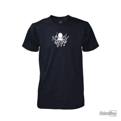 Prometheus Design Werx Spd Kraken Diy T Shirt Xs Midnight