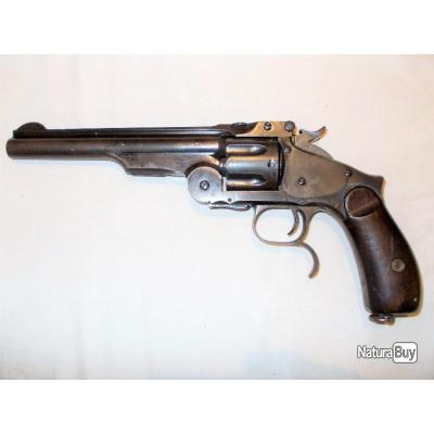 Smith & Wesson Russian fabrication TULA