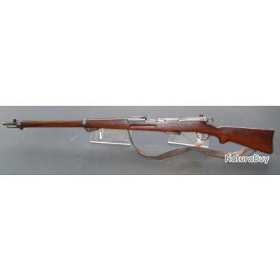 G96/11 7.5x55 Swiss GP11 Carabine à répétition Schmidt Rubin - Canon jaugé à 7.55 mm