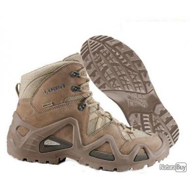 Rangers militaire LOWA Zephyr GTX MID TF Coyote-42 2/3