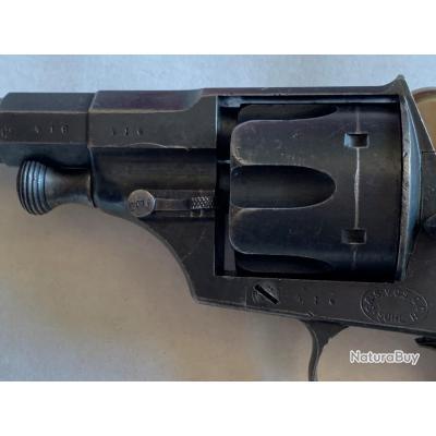 Reich Revolver modele 1879 calibre 11.55 (44 russian)