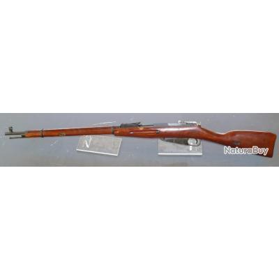 Fusil Mosin Nagant 91/30 Tula Boitier Octogonal de 1933 - calibre 7.62x54R - Mono-matricule - TAR