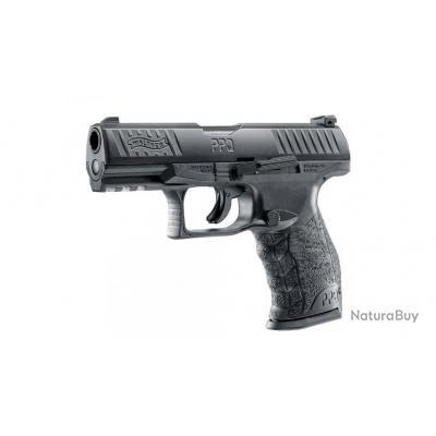 Promo! Pistolet de Défense Walther PPQ M2 T4E Cal.43