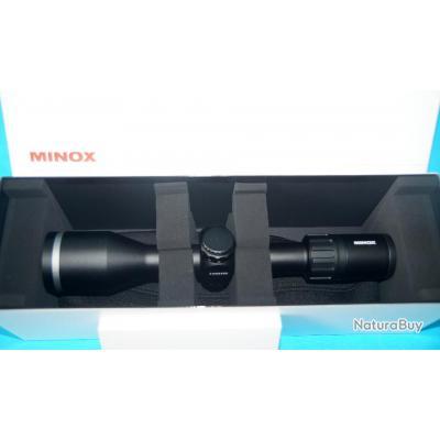Lunette de visée MINOX ZE5.2 2-10x50 LP4 - Produit neuf