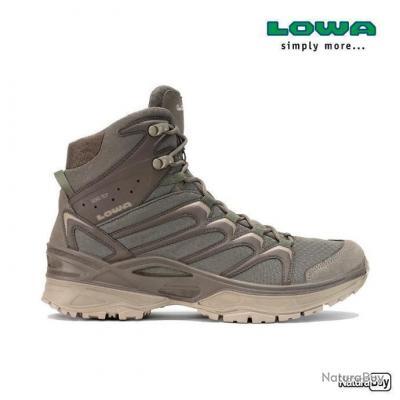 Chaussures LOWA Innox GTX Mid TF Coyote