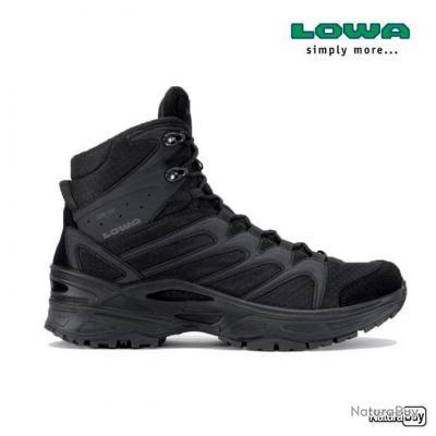 Chaussures LOWA Innox GTX Mid TF Noir