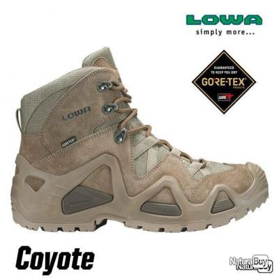 Chaussures LOWA Zephyr GTX® MID TF Coyote