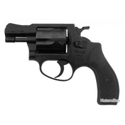( Revolver à blanc Arminius HW37 noir)Revolver 9 mm à blanc Arminius HW37 noir