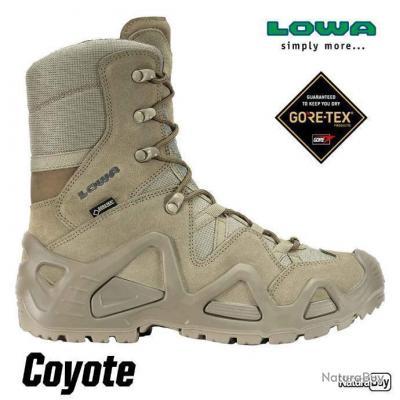 Chaussures LOWA Zephyr GTX® HI TF Coyote