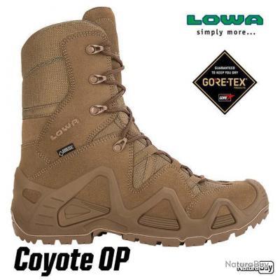 Chaussures LOWA Zephyr GTX® HI TF Coyote OP
