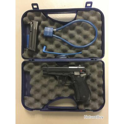 Pistolet Beretta 81FS cal 7.65