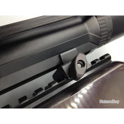 Montage QD d'adaptation de Lunettes à rail sur embases picatinny & weaver - SR, VM45, SB, 70°