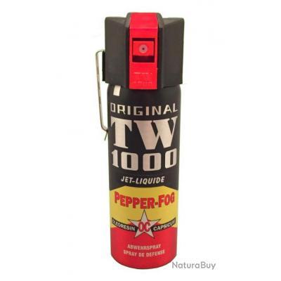 Bombe lacrymogène Pepper-Jet 63ml [TW 1000]
