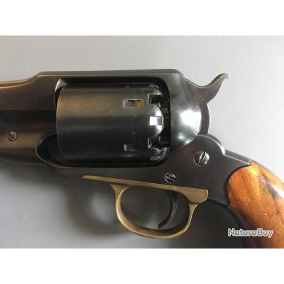 Revolver à poudre noire UBERTI REMINGTON 1858 New Improved ARMY cal 44