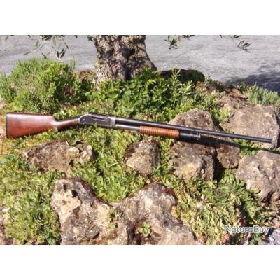 Fusil à pompe Winchester Shotgun modèle 1897 cal 16/70