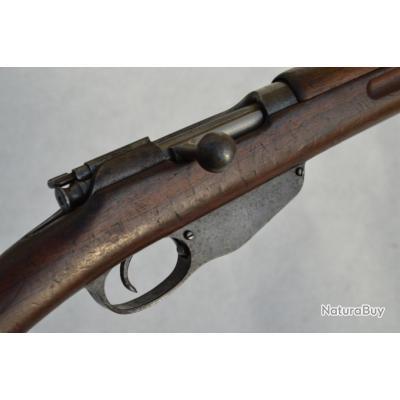 FUSIL STEYR MANNLICHER DUTCH M95 HOLLANDAIS HEMBRURG 1917 Calibre 6 5x53R -  Pays Bas 1er guerre mond – OBJET VENDU / VENTE TERMINÉE
