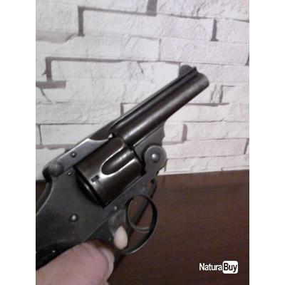 Smith & Wesson .38 Safety